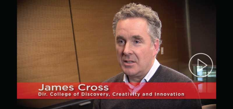 Introduction to the College of Discovery, Creativity and Innovation